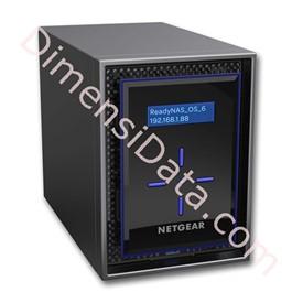 Jual Storage Server NAS NETGEAR RN422 [RN42200-100AJS]